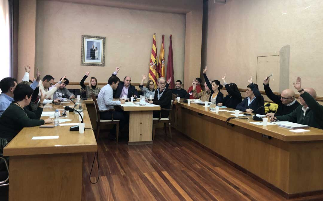 La cancelación del plan se aprobó por unanimidad de todos los grupos