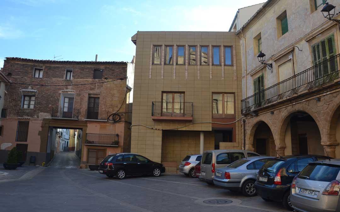andorra sede comarca casa alcaine
