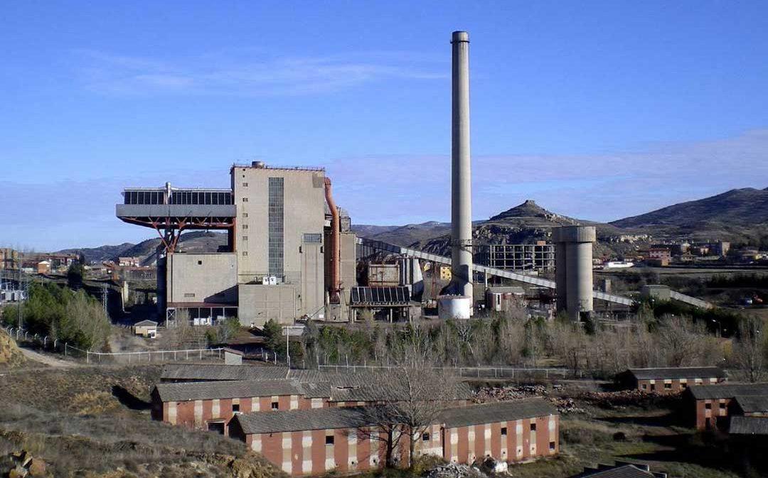 Escucha plantea incorporar su Central Térmica al Museo Minero
