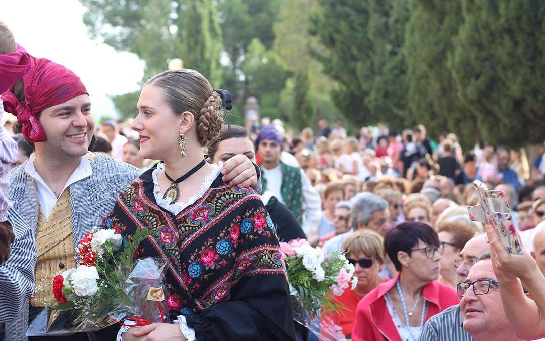 15 septiembre fiestas alcaniz pueyos romeria baturro
