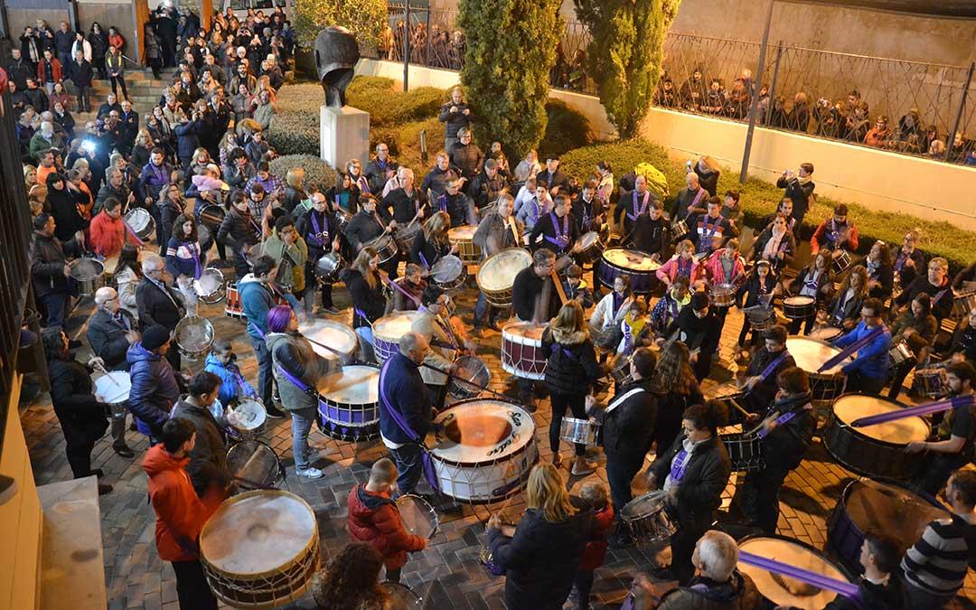 18 noviembre calanda tambores unesco ruta tambor y bombo