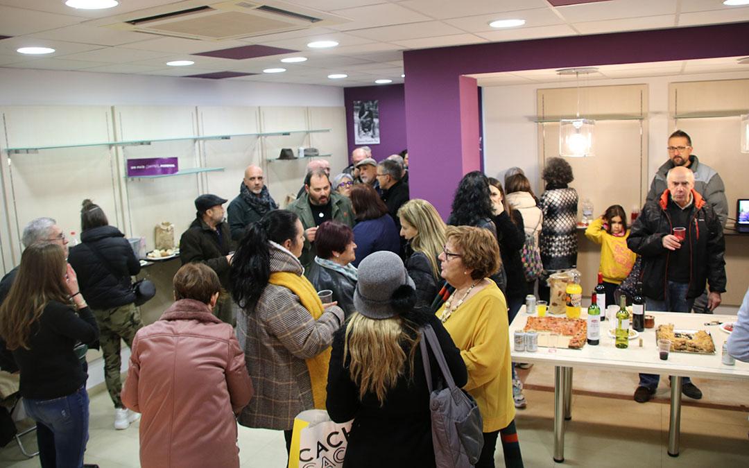 apertura nueva sede Podemos