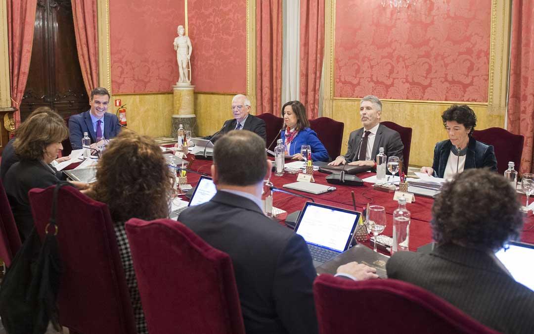 barcelona consejo ministros