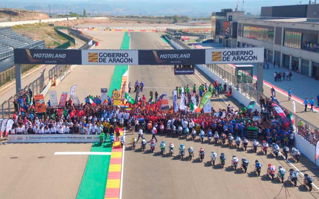 El Centro Europeo de Innovación de Aragón albergará el desarrollo de nuevos prototipos de motocicletas de competición