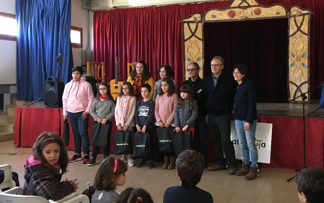 El domingo se entregaron los premios del concurso Qüento va qüento vingue, en La Portellada
