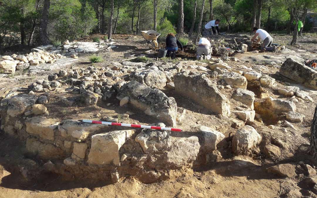 La comarca del Matarraña abre inscripciones para un taller de empleo 'arqueológico'