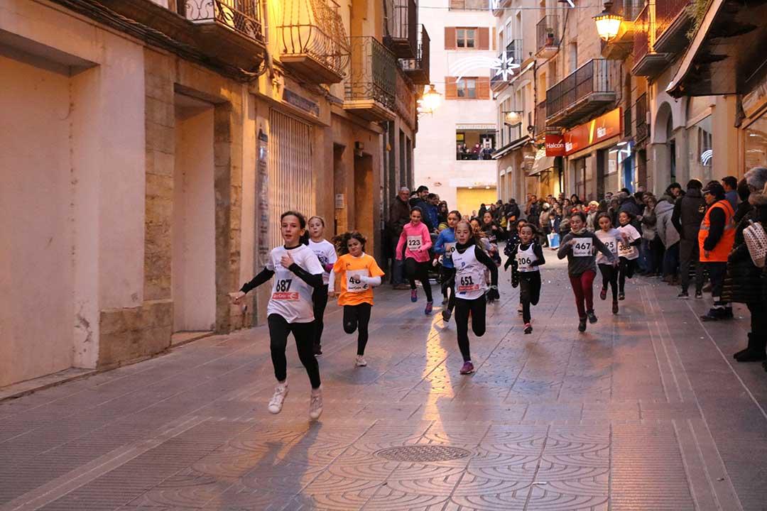 Carrera del Pavo en Alcañiz