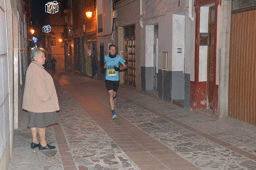 XI San Silvestre en Alcorisa