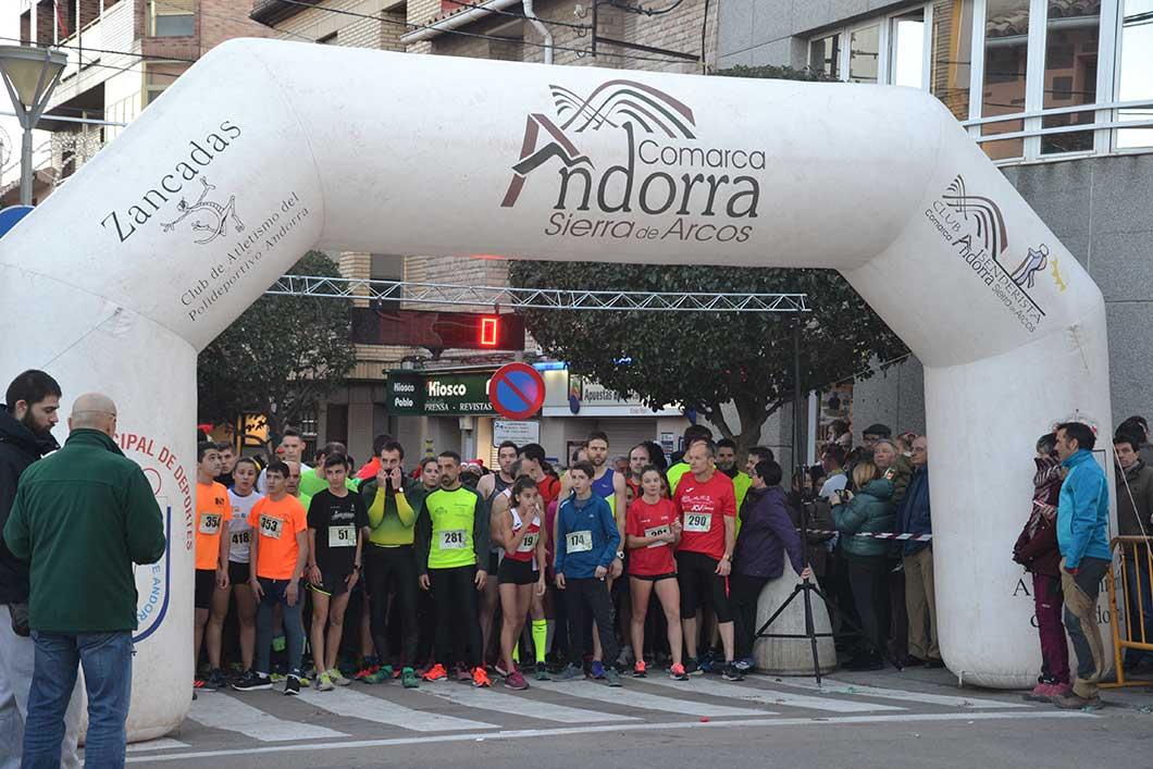 Carrera San Silvestre en Andorra