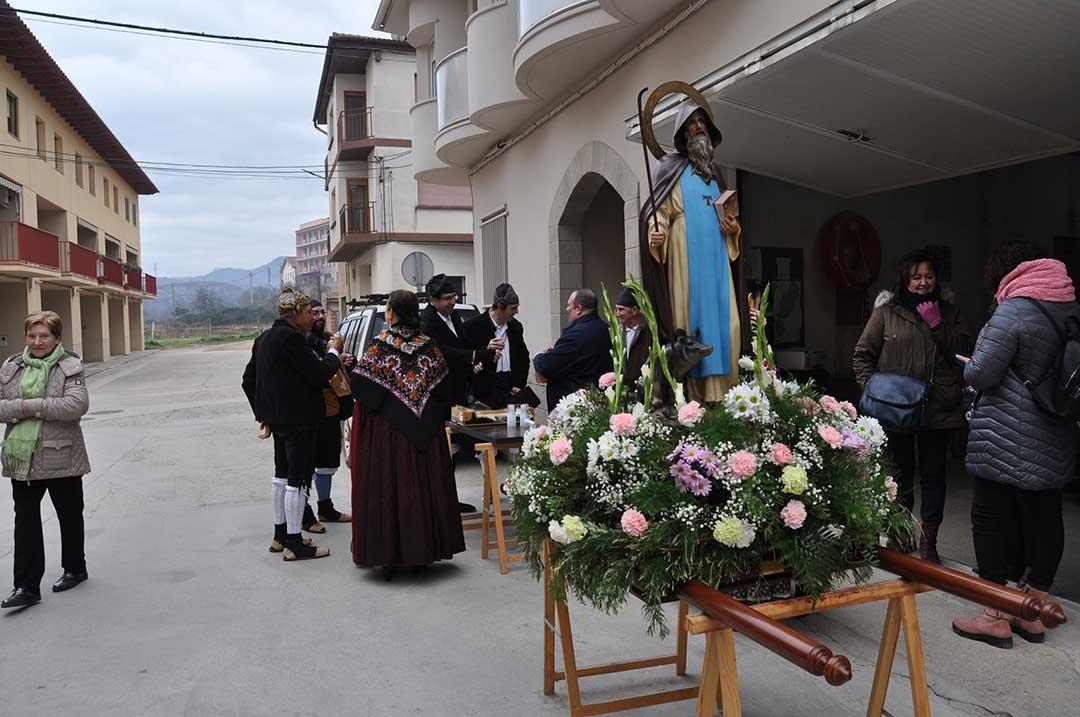 Procesión a San Antón