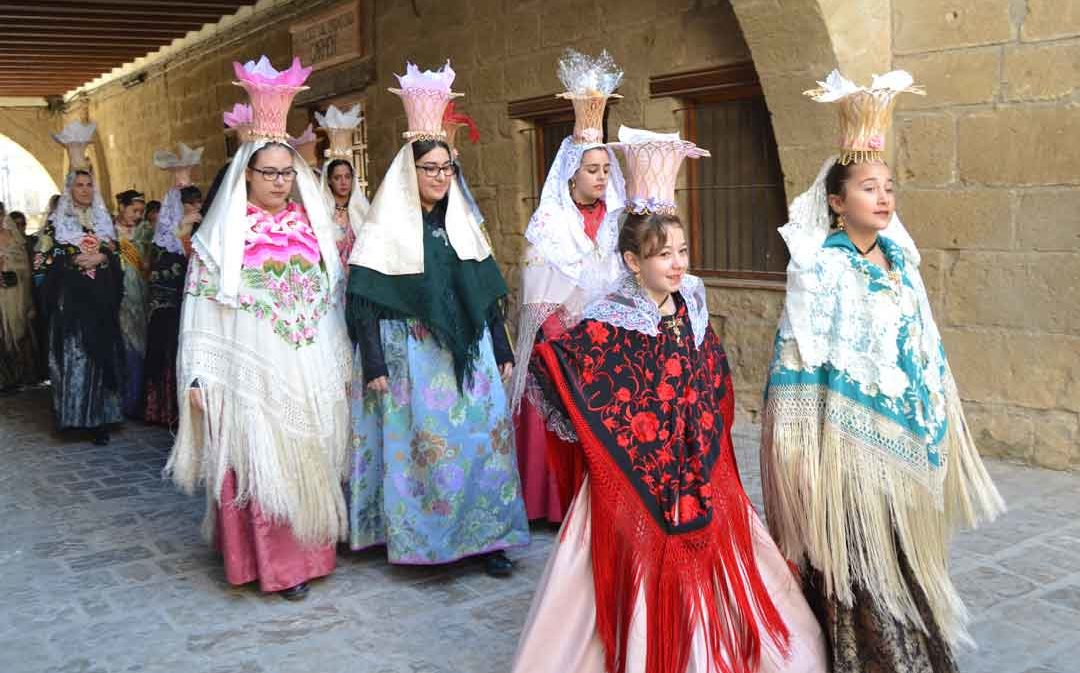 13 fiestas para celebrar Santa Águeda en el Matarraña