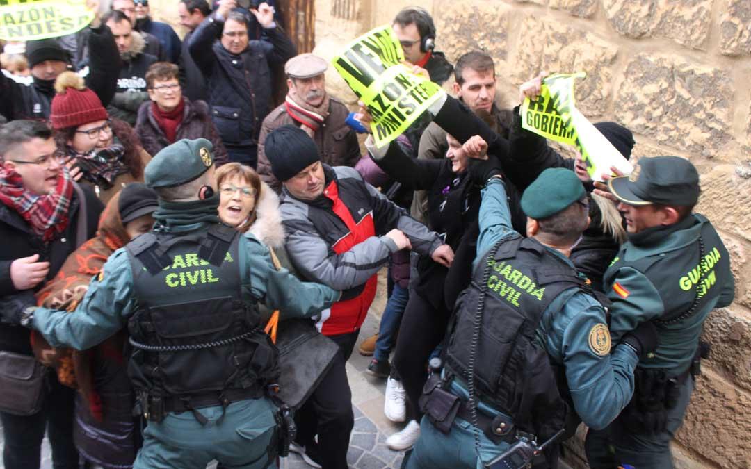 andorra ministra ribera guardias gente