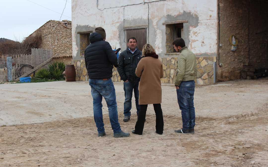 Unos periodistas italianos estuvieron en febrero en Andorra reconstruyendo el suceso