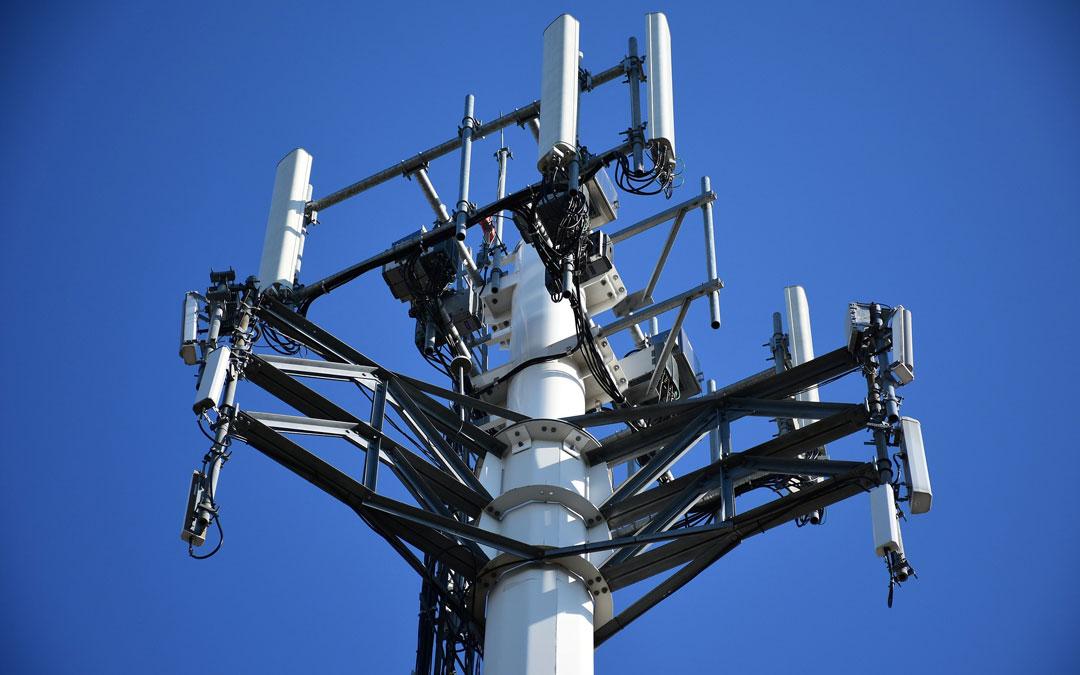antena telefono