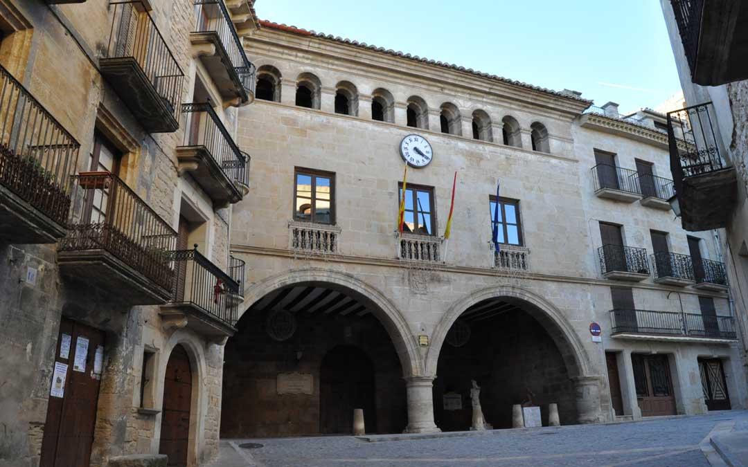 Calaceite-ayuntamiento