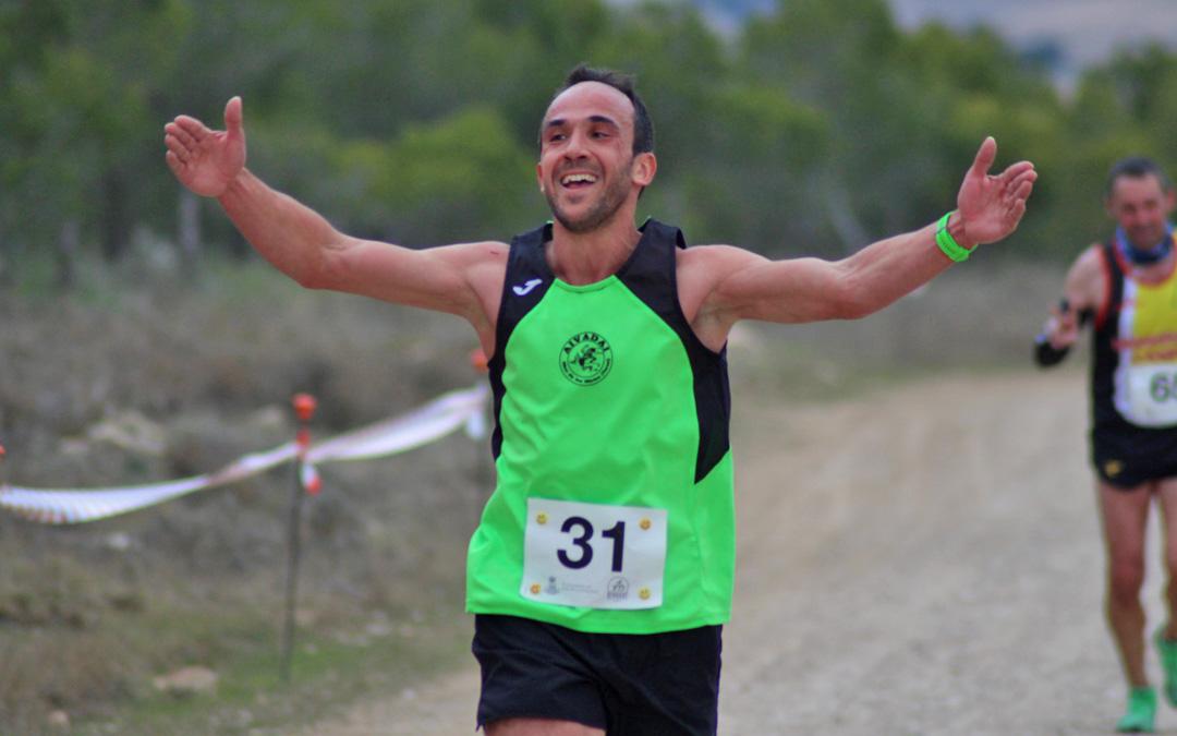 Lorenzo Bellés consiguió la victoria en casa.