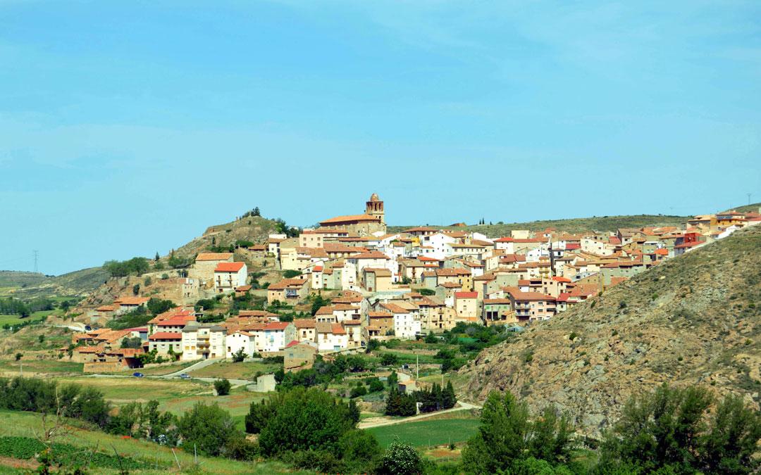 La Guardia Civil de Teruel continúa investigando el robo de 60 jamones en un secadero de Ejulve