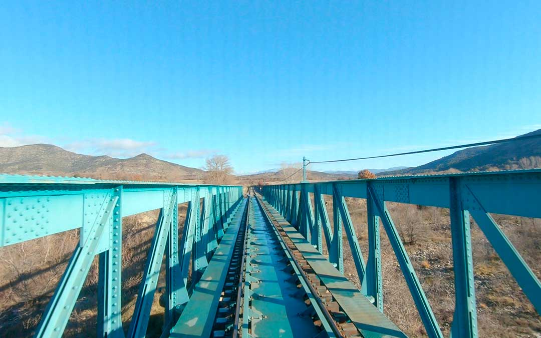 el viaje tren aragon tv