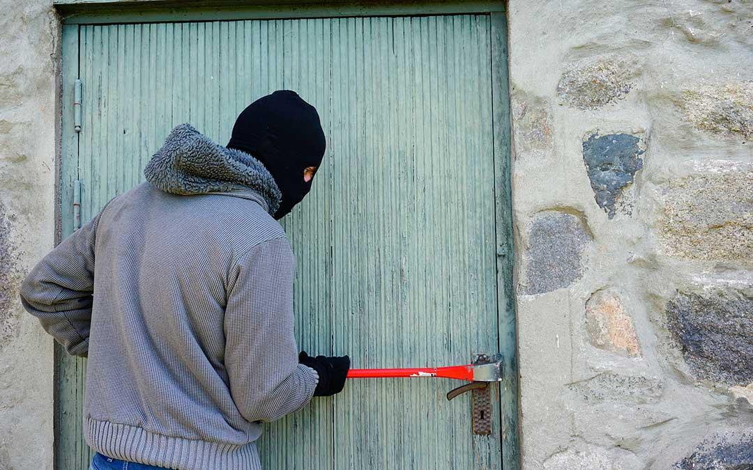 ladron robo