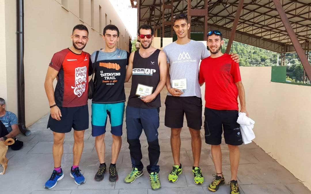 Nace el primer club de trail running y atletismo del Matarraña