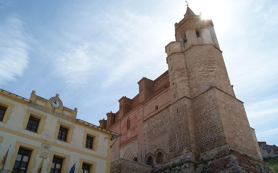 Montalbán opta a ayudas para la restauración definitiva de su Iglesia