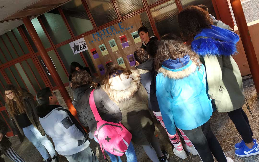 Actividad por el Día de la Paz en Andorra