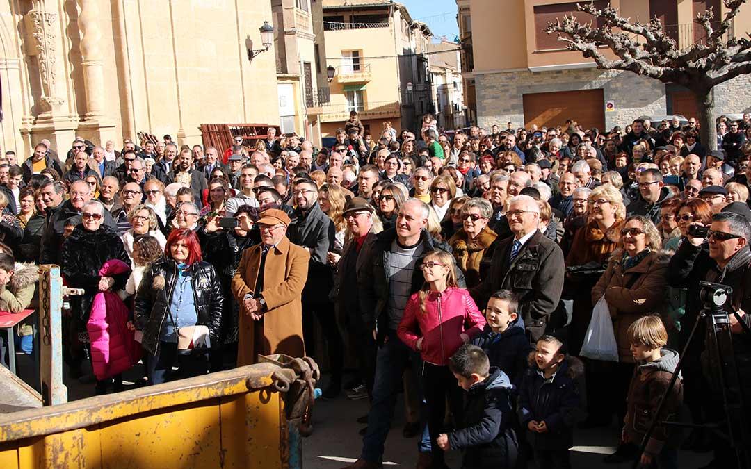 San Antón, sin hogueras y más 'virtual' que nunca