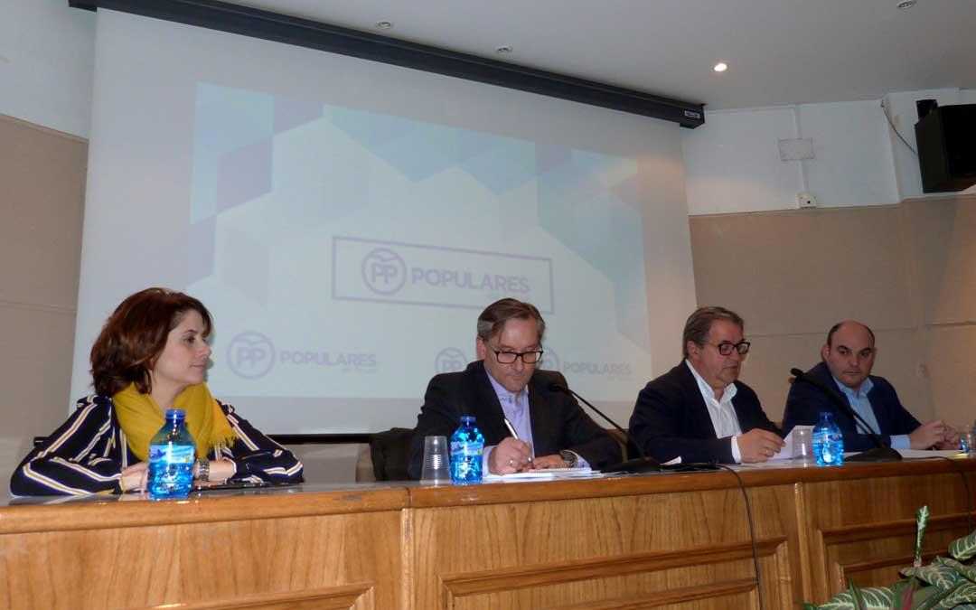 Comité Ejecutivo Provincial del PP de Teruel