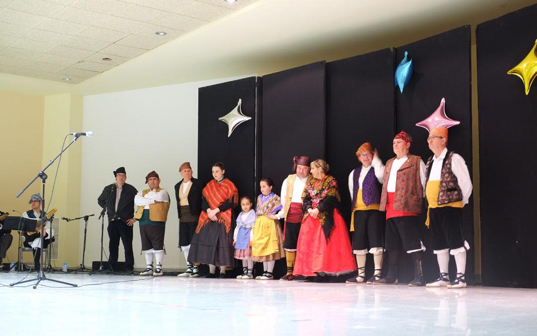 Un momento del Festival de Jota que organizó el Cachirulo.