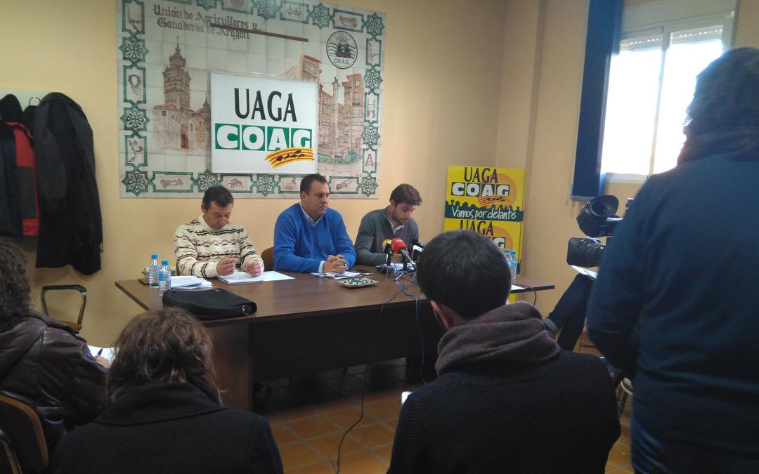 UAGA exige apoyo al sector primario y modernizar la PAC