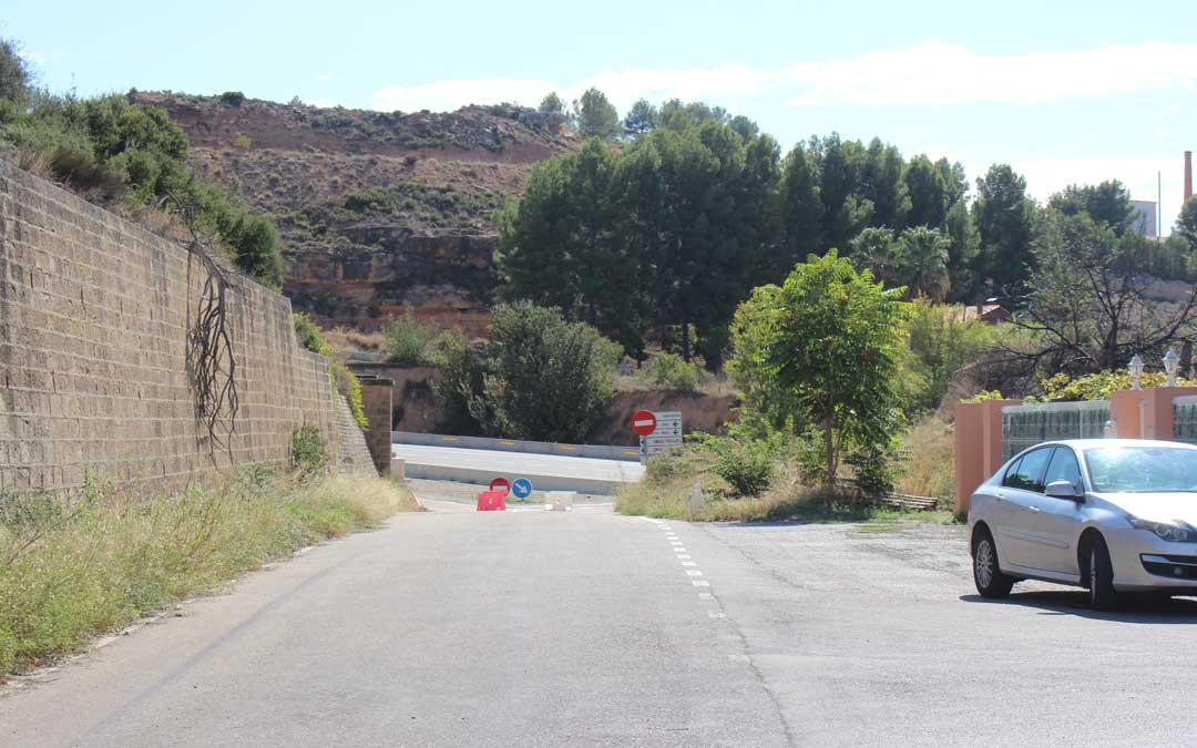 El vial del Hospital tendrá una conexión con la carretera de Caspe a través de una rotonda
