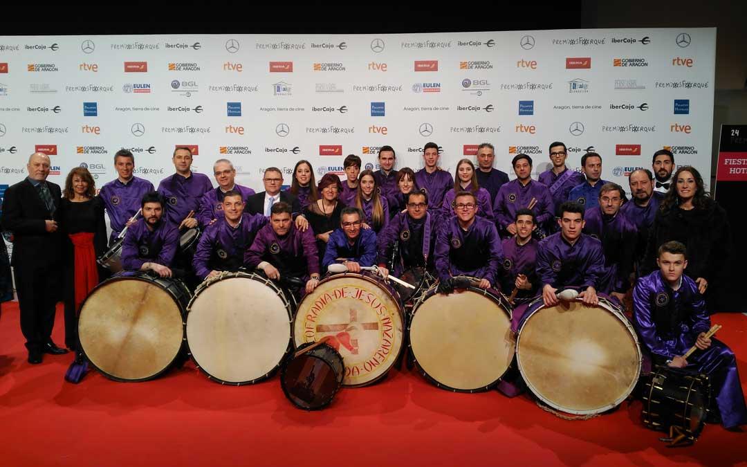 zaragoza calanda forque tambores