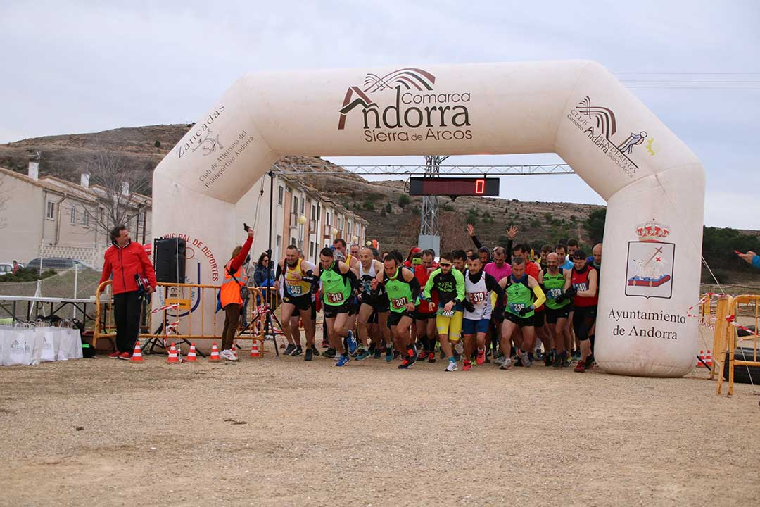 Cross Zancadas en Andorra