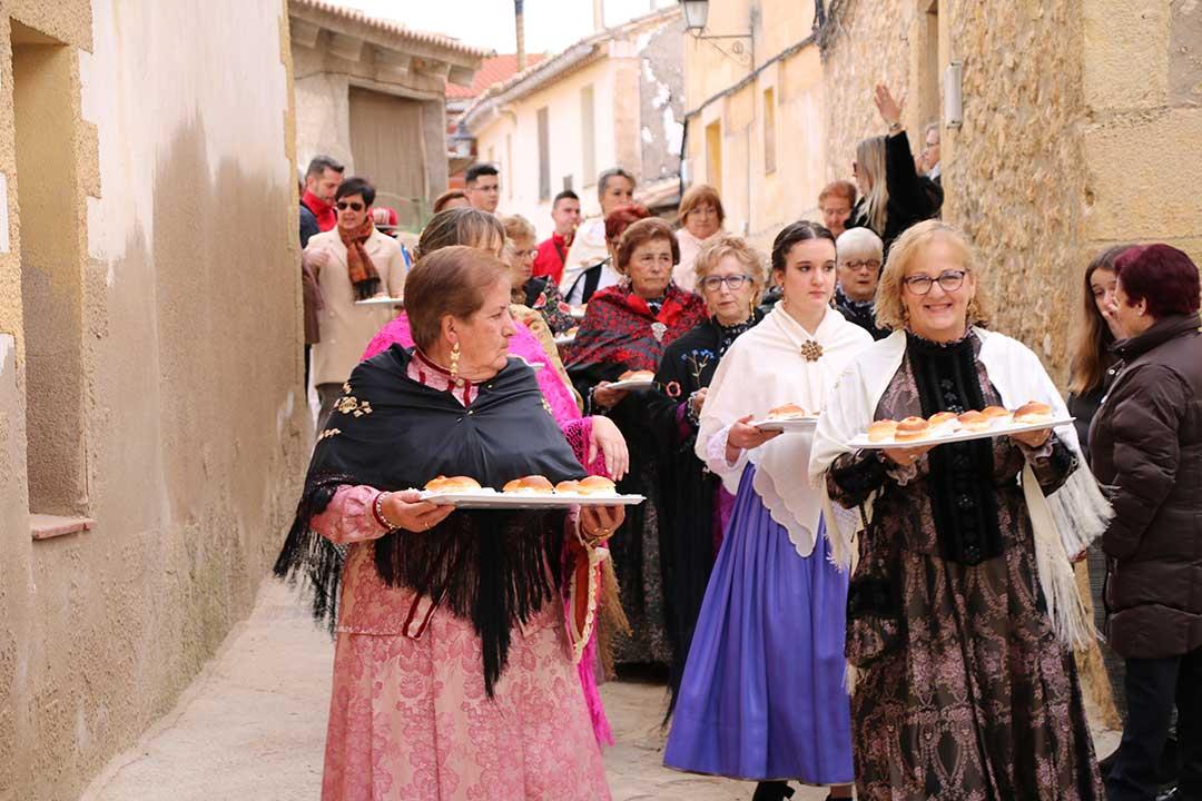 Celebración de Santa Águeda
