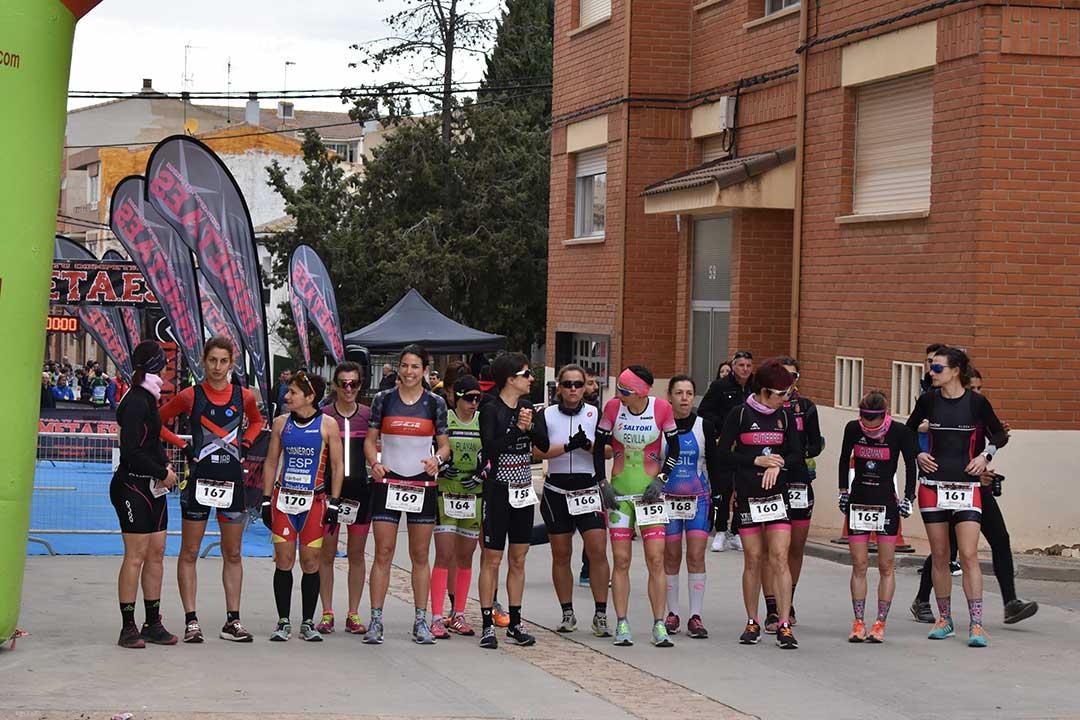 Campeonato Aragón Duatlón en Hijar