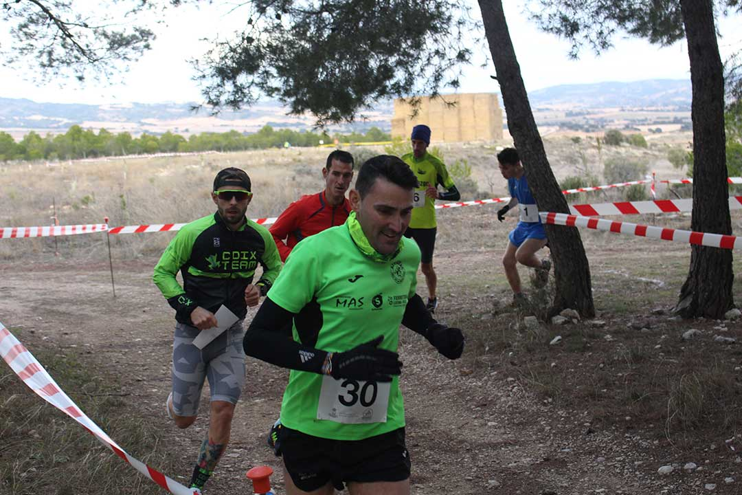 Cross Mas de las Matas