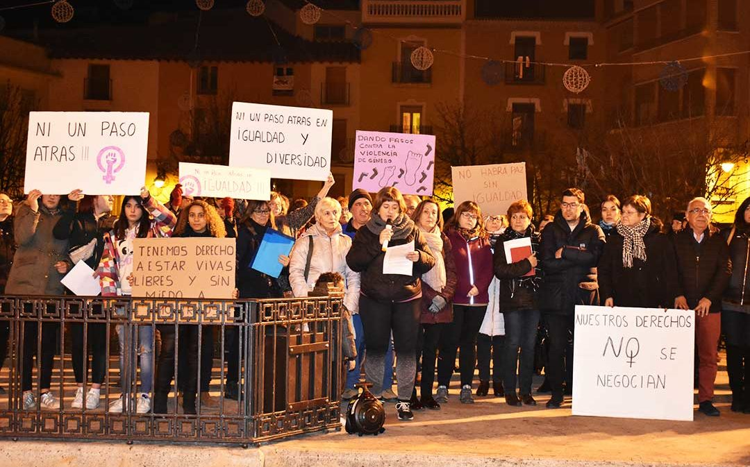 La DPZ concede 100.000 euros a diez asociaciones que luchan contra la violencia de género