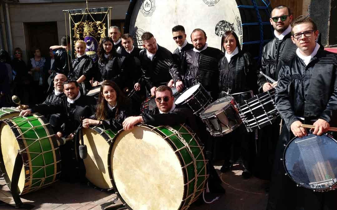 albalate tambores bombos