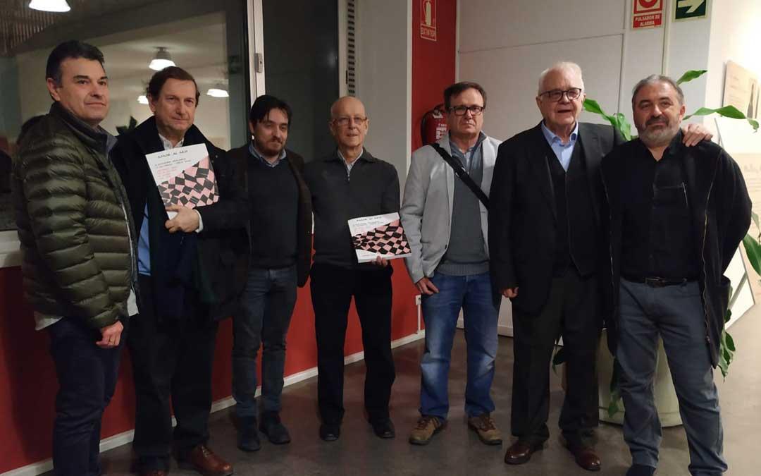 Presentación del libro del Cachirulo de Alcañiz en Zaragoza
