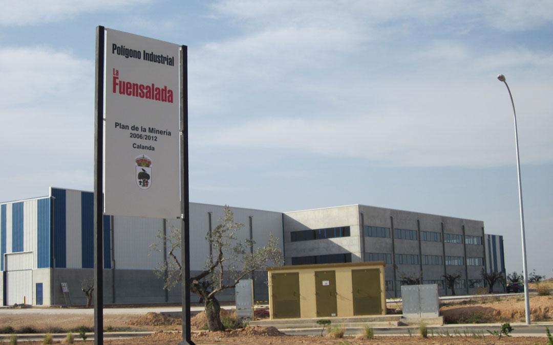 Imagen de archivo de 2011 del polígono La Fuensalada cuando se puso en marcha