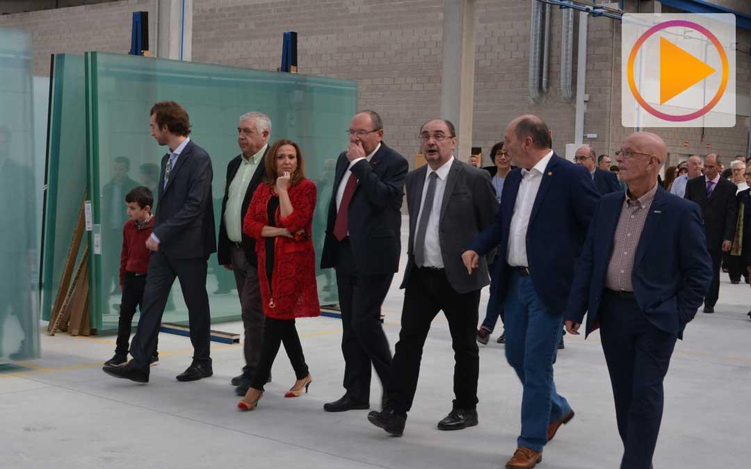 Sevasa se ha inaugurado este sábado con la presencia de autoridades encabezadas por el presidente Lambán