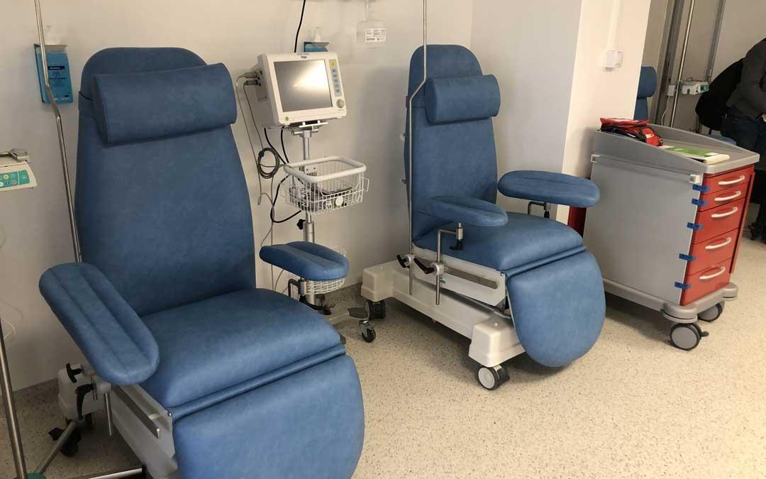 Nueva unidad de Cirugía Mayor Ambulatoria que se estrenará en breve