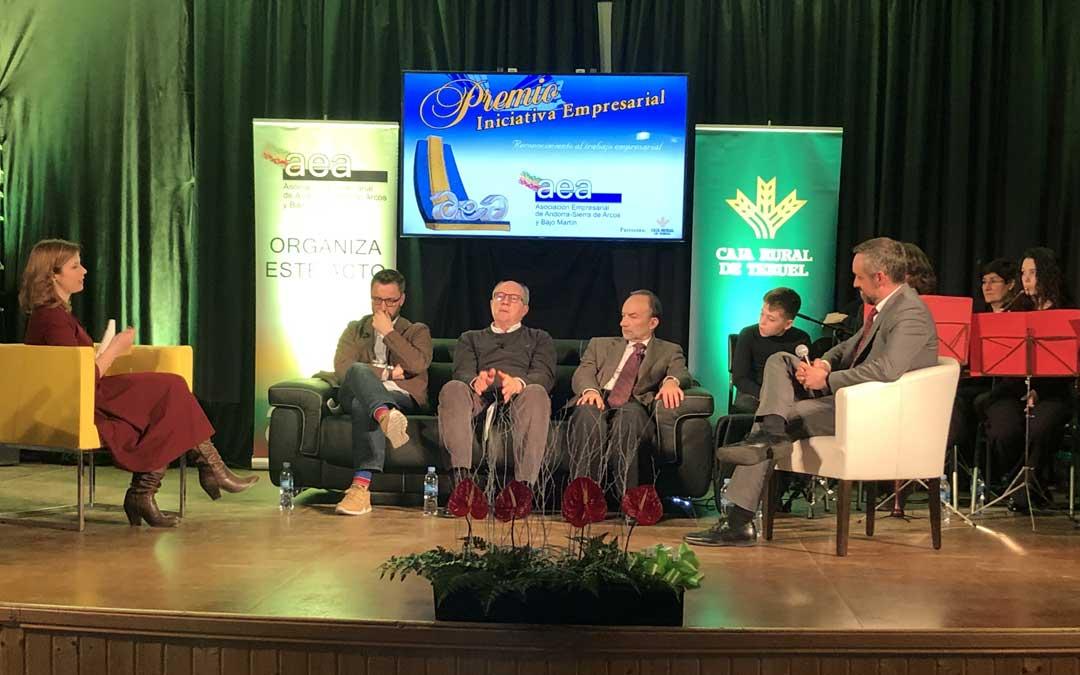 Debate previo sobre el futuro de Andorra