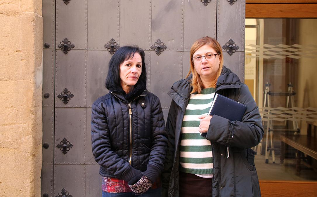 huelga de hambre juzgado maria jose escudero abogada
