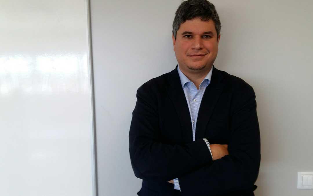 Julio Embid es director general de Relaciones Institucionales y Desarrollo Estatutario de DGA