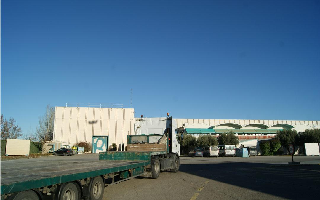 Imagen de archivo de Pretersa Prenavisa, empresa ubicada en el polígono La Venta del Barro de La Puebla.