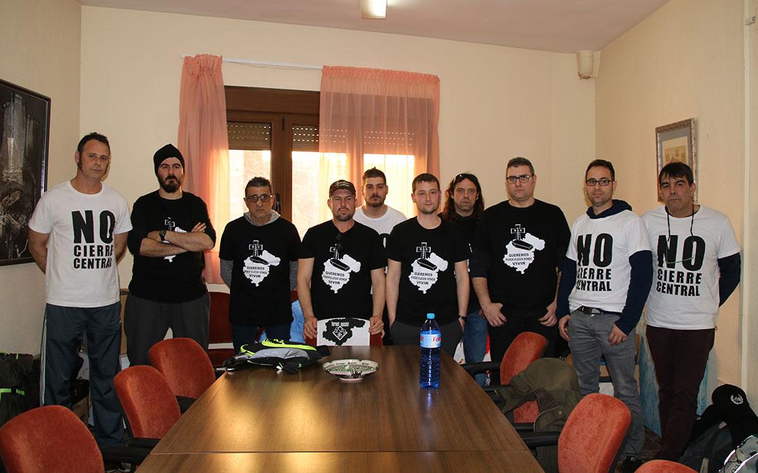 los diez trabajadores del encierro