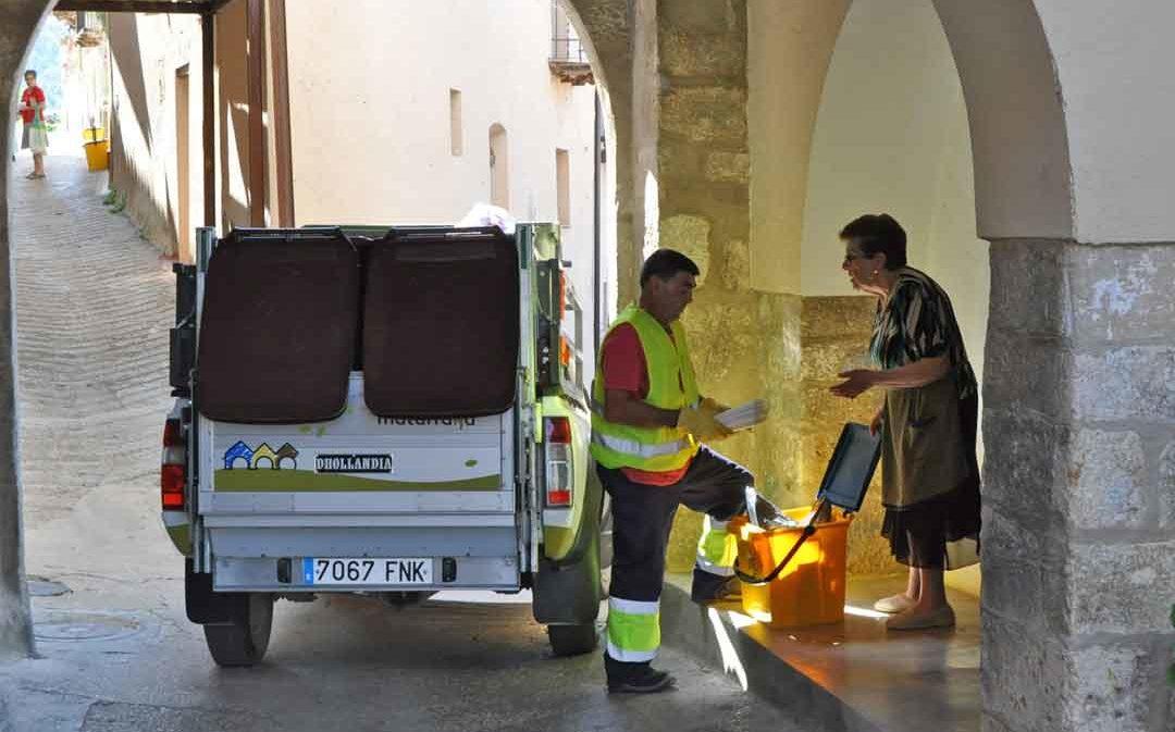 Constituido el nuevo consorcio de residuos sólidos urbanos de Alcañiz