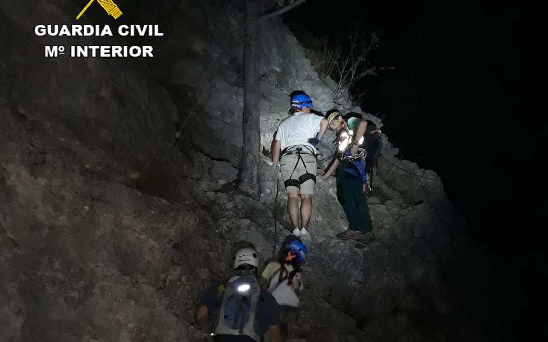rescate guardia civil 2018