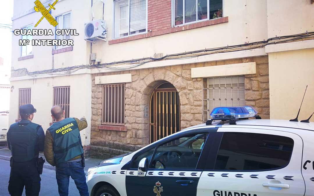 Los robos han sido esclarecidos por la Guardia Civil de Alcañiz